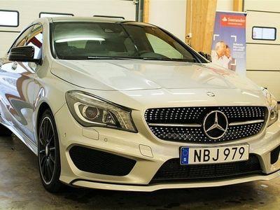 gebraucht Mercedes CLA200 AMG AUT Panoramatak 156 HK