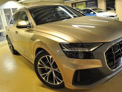 begagnad Audi Q8 50 TDI Quattro S-LINE Euro 6 286hk