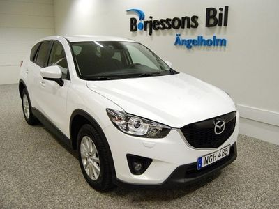 used Mazda CX-5 2,2 DE 150 AWD Aut Drag