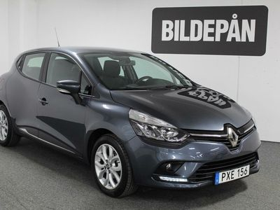 begagnad Renault Clio PhII 1,2 16V 75 Zen 5-d / Lågmilare / Navigation