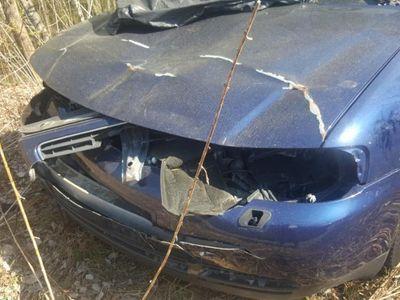 begagnad Audi A3 reservdelsbil -00