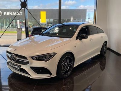 begagnad Mercedes CLA35 AMG AMG4MATIC Shooting Brake