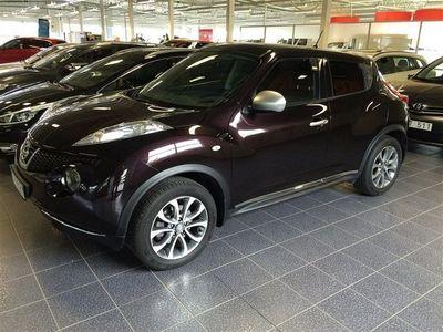 begagnad Nissan Juke 1,6 DIG-TTekna 190 hk