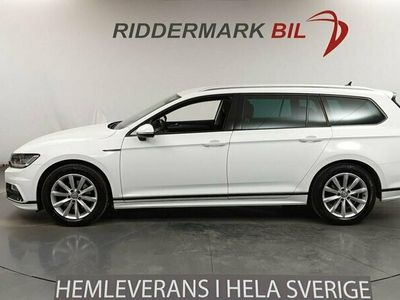 begagnad VW Passat 2.0 TDI Sportscombi 4MOTION (190hk) Sport, Executive