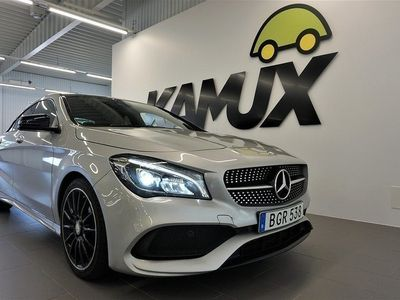 begagnad Mercedes 200 CLA Benz| AMG | Panorama | 2017, Sportkupé 219 800 kr