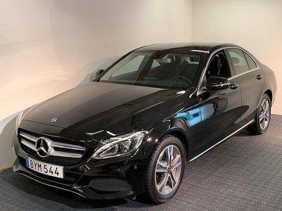 begagnad Mercedes C220 d 4M 4MATIC W205