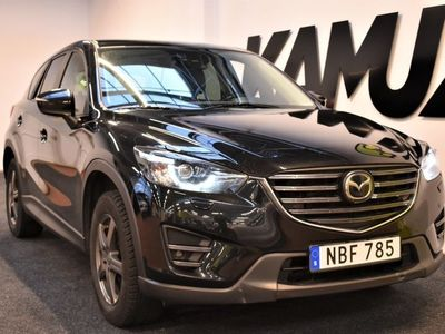 begagnad Mazda CX-5 2.5 | SKYACTIV-G | AWD | Automatisk | 192hk |