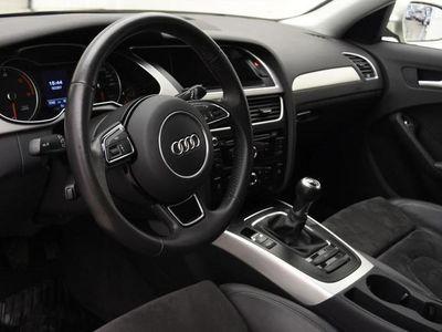 begagnad Audi A4 2.0 TDI Avant SPORTS EDITION M-VÄRM 2014, Kombi 158 900 kr