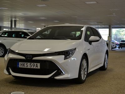 begagnad Toyota Corolla 1.8 HSD 5DR Executive Vinterhjul Ingår