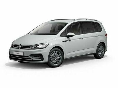 begagnad VW Touran 1.5 TSI 150hk DSG R-Line Edition- KAMPANJ