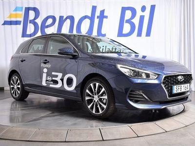 begagnad Hyundai i30 1.4 T-GDi DCT 140hk Limited editi