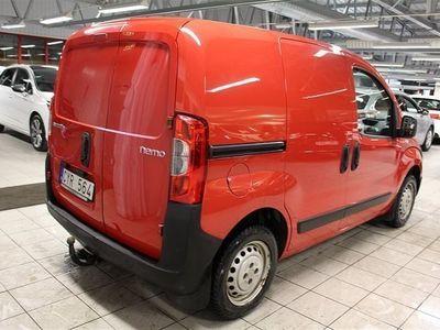 begagnad Citroën Nemo 1.4 HDI Skåp 70Hk Drag -08