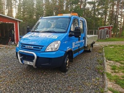 begagnad Iveco Daily Chassis 3.0 HPT