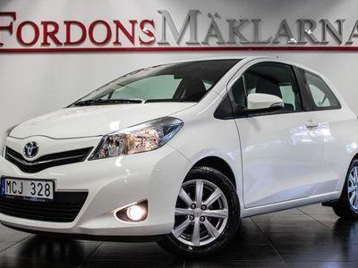 begagnad Toyota Yaris 1,33 99HK ACTIVE ÅRSSKATT 558:-