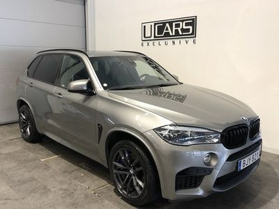 gebraucht BMW X5 M 4.4 xDrive / Euro 6 / 575hk / Head up-display!