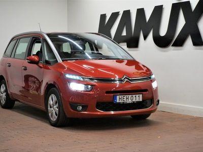 begagnad Citroën Grand C4 Picasso 1.6 HDi 7-sits Navi Backkamera