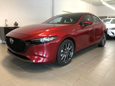 begagnad Mazda 3 2,0 122HK SKY AUT