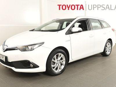 begagnad Toyota Auris Kombi 1,8 Elhybrid Active