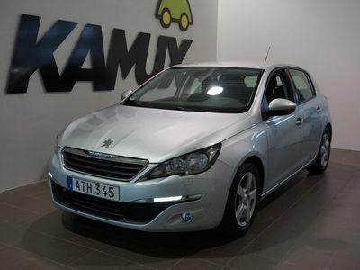 begagnad Peugeot 308 1.6 HDI | Active |Motorvärmare | Drag | SoV