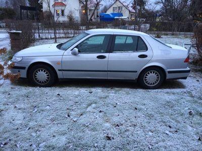 begagnad Saab 9-5 2,3 t 2000, Sedan