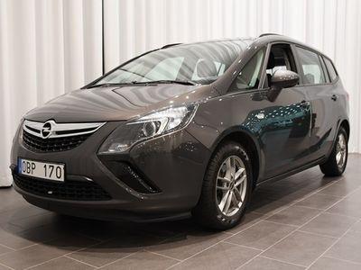 begagnad Opel Zafira Tourer CDTI 130hk
