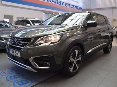 begagnad Peugeot 5008 1.6 BlueHDi Aut Allure 7-sits 12