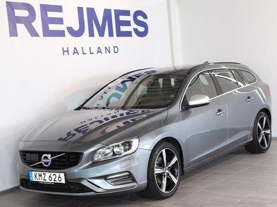 begagnad Volvo V60 D3 Classic R-Design 2018, Kombi 259 500 kr
