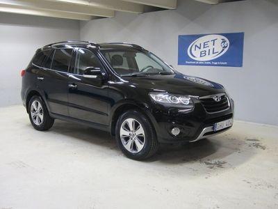 begagnad Hyundai Santa Fe 2.2 CRDi 4WD 200hk Drag / Aut
