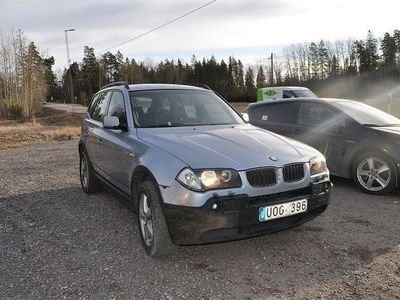 begagnad BMW X3 3.0i Sport line 231hk