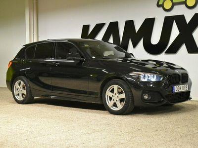 begagnad BMW 120 d xDrive M-sport Navi Drag 190hk
