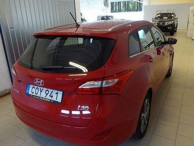 begagnad Hyundai i30 Ki 1.6 CRDi ISG M6 Comfort. DEMOBIL