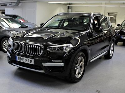 begagnad BMW X3 xDrive20d / CONNECTED/ NAVI -19
