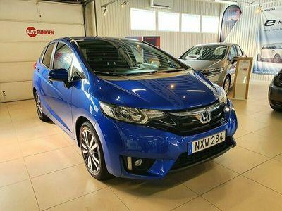 begagnad Honda Jazz 1.3 Elegance i-VTEC Euro 6 102hk