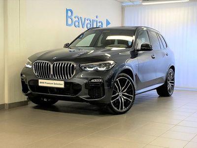 begagnad BMW X5 xDrive40i 40i xDrive M-Sport Innovation Winter Nav Drag Nypris 979 000