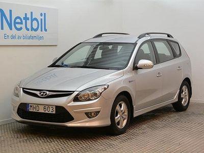 begagnad Hyundai i30 1.6 CRDi 115hk Nyservad