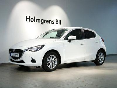 begagnad Mazda 2 61.5 6 Aut Vision Navi 2019, Halvkombi 164 900 kr