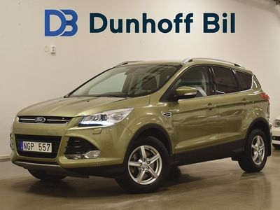 gebraucht Ford Kuga 2.0 TDCi 4x4 140hk Business