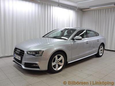 gebraucht Audi A5 Sportback 2.0 TDI S-Line quattro (190 -16