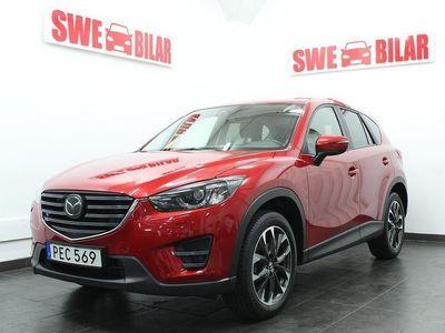 begagnad Mazda CX-5 2.5 SKYACTIV-G AWD Automat Euro 6 -17