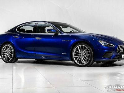 begagnad Maserati Ghibli SQ4 Gransport