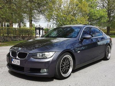 begagnad BMW 335 Coupe/8500mil/Nybes/Se spec