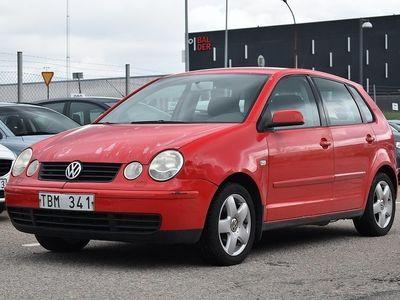 used VW Polo 1.4 Comfortline 75hk -02
