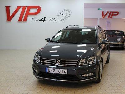 begagnad VW Passat 2.0 (177hk) TDI 4M DSG R-Line Premium Sport