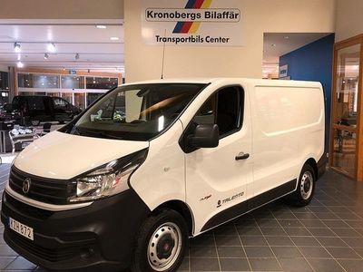 begagnad Fiat Talento L1 H1 1.6 Ecojet demo 2018, Transportbil 199 875 kr