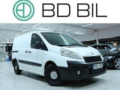begagnad Peugeot 203 Expert 1.6HDi D-VÄRM DRAG 2013, Transportbil 1kr