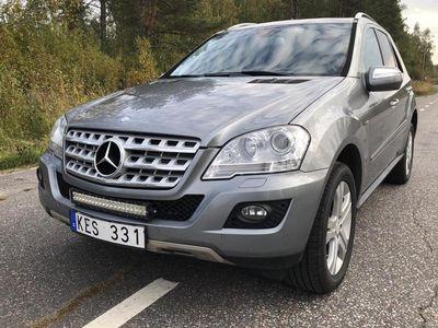 begagnad Mercedes ML350 BlueTEC