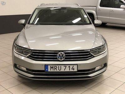 begagnad VW Passat 150HK . MASTERS / DRAG / VÄRMARE / V-HJUL
