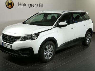 begagnad Peugeot 5008 Active PT 130 Aut