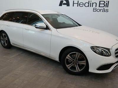 begagnad Mercedes E220 // Bränslevärmare // Dödavinkelvarnare //