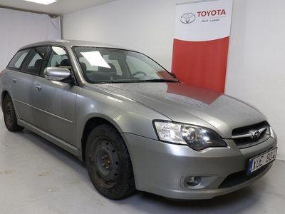 begagnad Subaru Legacy Wagon 2.0 4WD 165hk Drag Vhjul